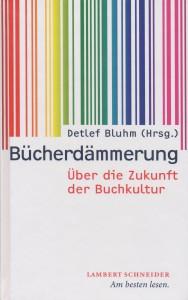 Bluhm-Bücherdämmerung
